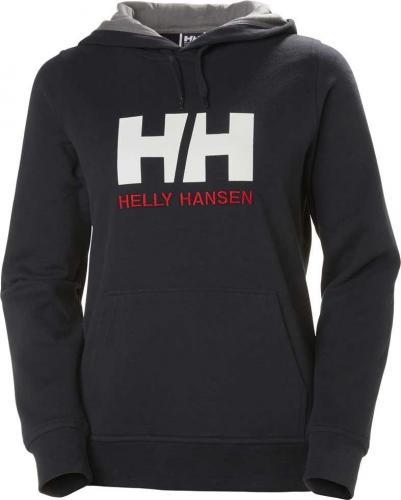 Helly Hansen Bluza damska W Logo Hoodie Alert Navy r. S
