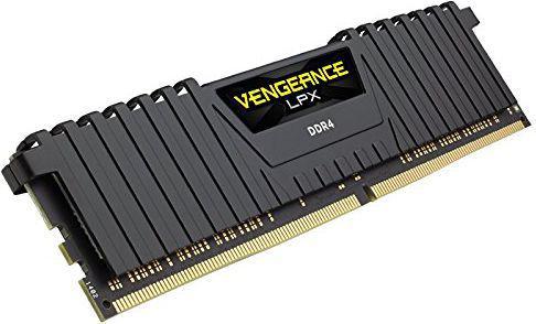 Pamięć Corsair Vengeance LPX DDR4 16GB (4x4GB) 3000 MHz CL15 (CMK16GX4M4B3000C15)