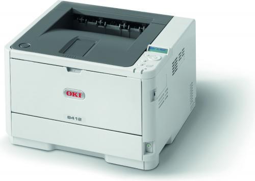 Drukarka laserowa OKI B412dn (45762002)