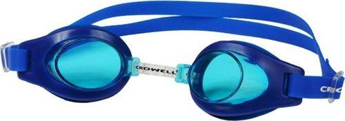 CROWELL Okulary pływackie Crowell 9900 granatowe uniwersalny