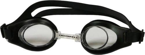 CROWELL Okulary pływackie Crowell 9900 czarne uniwersalny