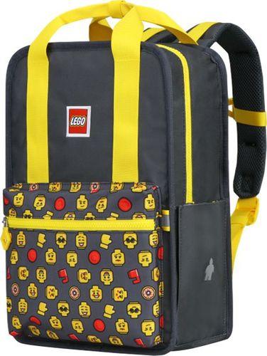 LEGO Plecak dziecięcy LEGO Tribini Fun 20128-1934 Żółto Czarny uniwersalny