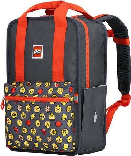 LEGO Plecak dziecięcy LEGO Tribini Fun 20128-1932 Czerwono Czarny uniwersalny