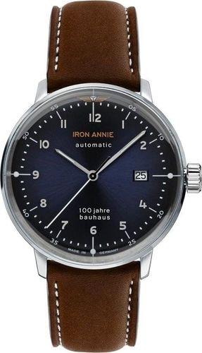 Zegarek Iron Annie Bauhaus 5056-3 automatik Granatowy (259717)