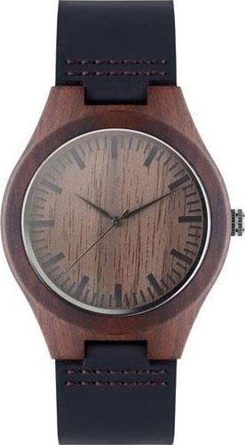 Zegarek Upominkarnia Zegarek ze skóry UPOMINKARNIA Brązowy uniwersalny
