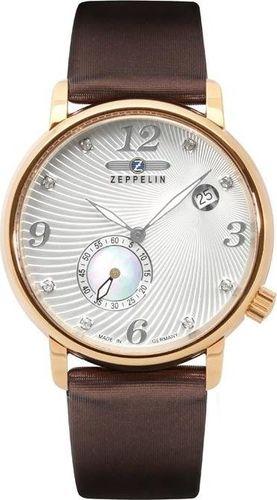 Zegarek Zeppelin Zegarek Zeppelin Luna 7633-5 Quarz Srebrny uniwersalny