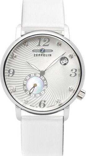 Zegarek Zeppelin Zegarek Zeppelin Luna 7631-1 Quarz Srebrny uniwersalny
