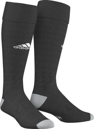 Adidas Getry piłkarskie adidas Milano 16 Sock AJ5904 E19301 Czarne 27-30