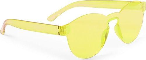 Kemer Okulary przeciwsłoneczne UPOMINKARNIA Żółty uniwersalny