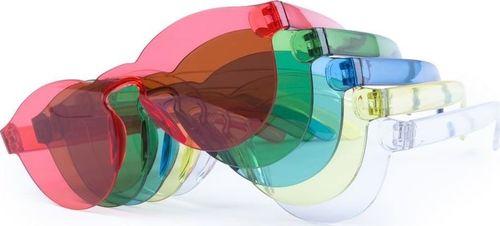 Kemer Okulary przeciwsłoneczne UPOMINKARNIA Czerwony uniwersalny