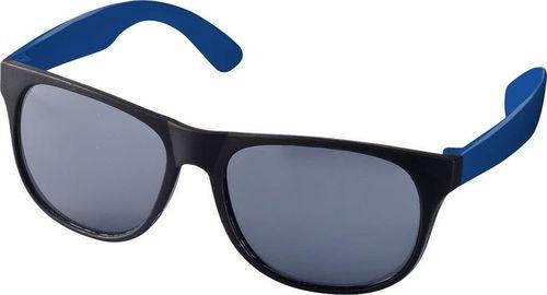 Upominkarnia Okulary przeciwsłoneczne Retro Niebieski uniwersalny