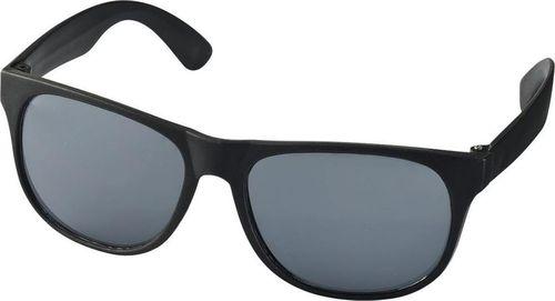 Upominkarnia Okulary przeciwsłoneczne Retro Czarny uniwersalny