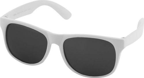 Upominkarnia Okulary przeciwsłoneczne pełne Biały uniwersalny