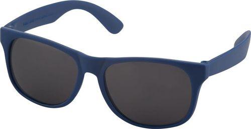 Upominkarnia Okulary przeciwsłoneczne  jednokolorowe Granatowy uniwersalny
