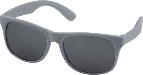 Upominkarnia Okulary przeciwsłoneczne pełne Szary uniwersalny