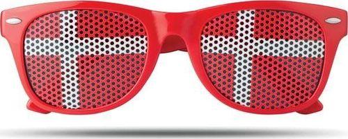 Upominkarnia Okulary przeciwsłoneczne FLAG FUN UPOMINKARNIA Wielokolorowy uniwersalny