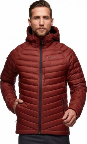 Black Diamond Kurtka męska M Access Down Hoody Dark Crimson r. L