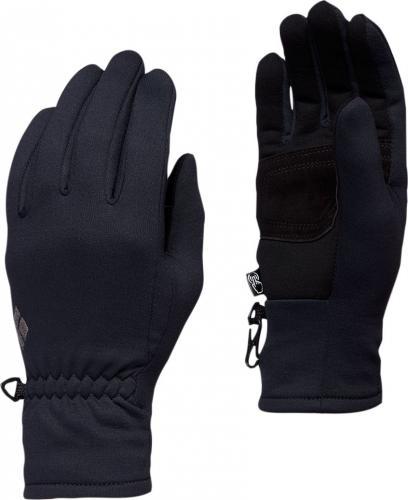 Black Diamond Rękawiczki unisex Midweight Screentap Gloves Black r. L