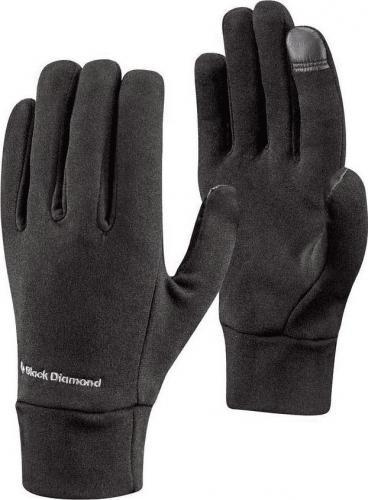 Black Diamond Rękawiczki unisex Lightweight Fleece Black r. S