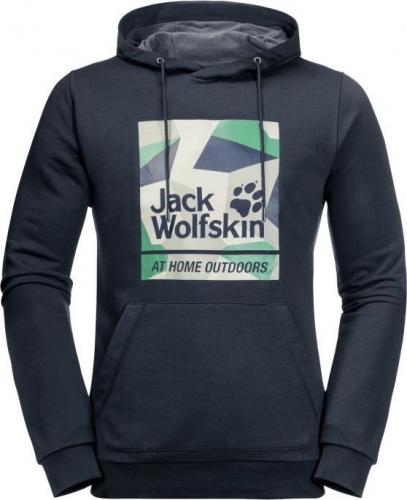 Jack Wolfskin Bluza męska 365 Hideaway Hoody M night blue r. XL (1708192-1010)