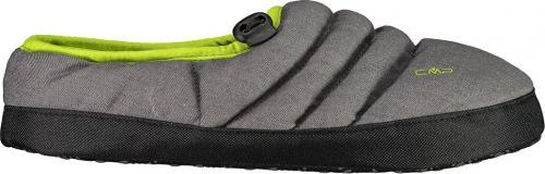 Campagnolo (CMP) Pantofle męskie Lyinx Slipper Graffite r. 46/47 (30Q4677-U890)