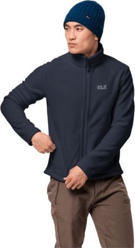 Jack Wolfskin Bluza męska Moonrise Jacket Men night blue r. XXL (1702064-1010)