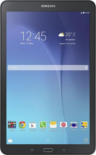 "Tablet Samsung Galaxy Tab E 9.6"" (SM-T561NZKAXEO)"