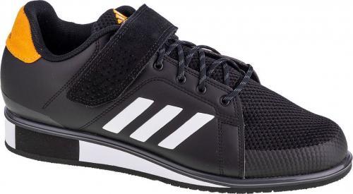 Adidas Buty męskie Power Perfect 3 czarne r. 43 1/3 (FU8154)