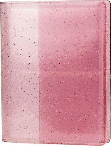 LoveInstant Album Na 64 Zdjęcia Do Fujifilm Instax Mini 8 9 11 - Różowy / Brokat