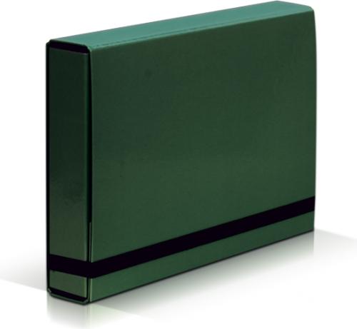 VauPe A4 / Grzbiet 50mm Zielona