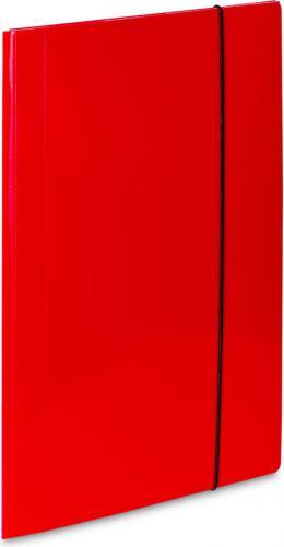 VauPe z Gumką A4 / 20mm Czerwona