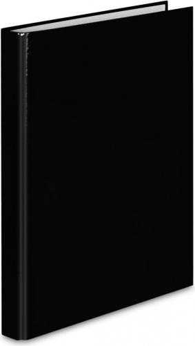 Segregator VauPe FCK 4-ringowy A4 25mm czarny (067/02)