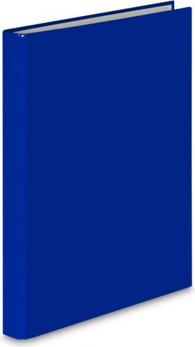 Segregator VauPe 4-ringowy A4 25mm niebieski (067/03)