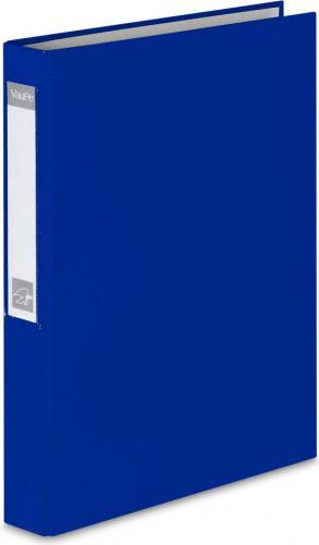 Segregator VauPe FCK 4-ringowy A4 40mm niebieski (057/03)