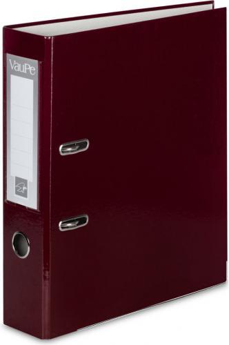 Segregator VauPe FCK dźwigniowy A4 75mm czekoladowy (5904287061202)