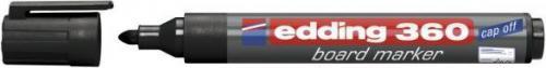 Edding Marker suchościeralny do tablic 360 czarny (EG1048)