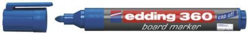 Edding Marker suchościeralny do tablic 360 niebieski EG1050