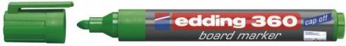 Edding Marker suchościeralny do tablic 360 zielony (EG1051)