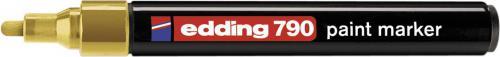Edding Marker lakierowy 790 złoty (EG5170)
