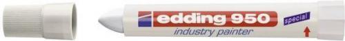 Edding Marker przemysłowy 950 w paście biały - EG1026
