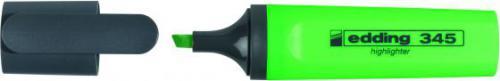 Edding Zakreślacz 345 zielony neon (EG5175)