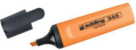 Edding Zakreślacz 345 pomarańczowy neon (EG5174)
