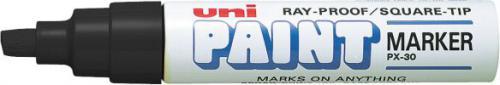 Uni Mitsubishi Pencil Marker olejowy PX30 czarny (UN1059)