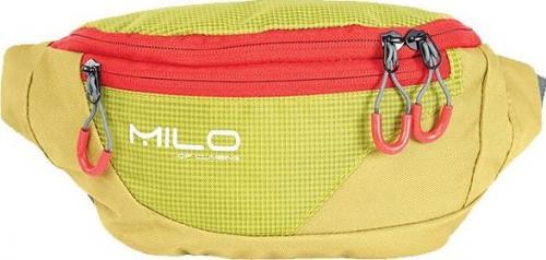 Milo Saszetka Meyo lime green/deep red
