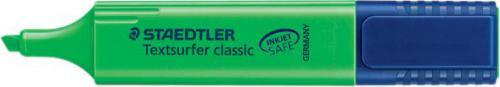 Staedtler Zakreślacz Textsurfer zielony (ST1025)