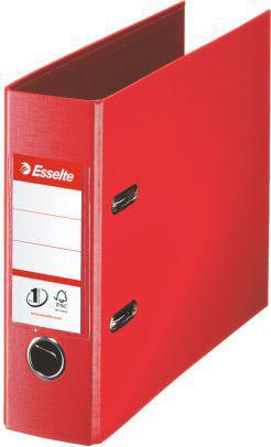 Segregator Esselte A5 75mm czerwony (468930)