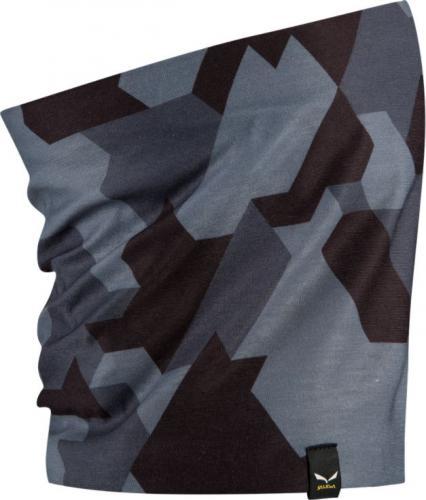 Salewa Chusta wielofunkcyjna Icono Headband black out camou 2 r. uniwersalny