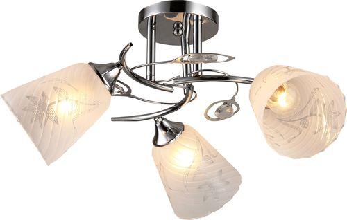 Lampa sufitowa Lampex Kiri 3 3x60W  (522/3)