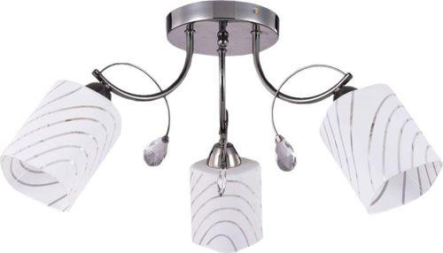 Lampa sufitowa Lampex Paris 3 3x60W  (595/3)