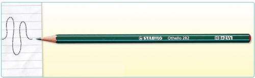 Stabilo Ołówek techniczny 3B OTHELLO (282/3B)